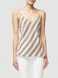 Classic Silk Cami by Frame at Frame