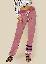 Classic Stripe Sweatpants at Planet Blue