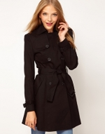 Classic trench coat from ASOS at Asos
