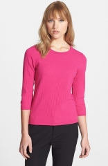 Classiques Entier Dream Textured Sweater at Nordstrom