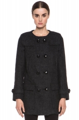 Clifford Coat by Isabel Marant at Forward by Elyse Walker
