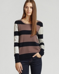 Cloudly Mixed Stripe Sweater by Reiss at Bloomingdales