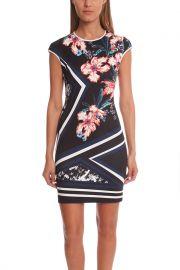 Clover Canyon Modern Romance Dress at Blue & Cream