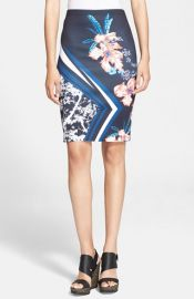 Clover Canyon and39Modern Romanceand39 Pencil Skirt at Nordstrom