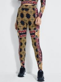 Clovia Baroque Leggings by Guess at Guess
