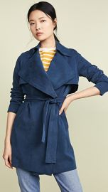 Club Monaco Claudine Trench Coat at Shopbop