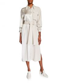 Co Belted Shirtdress at Neiman Marcus