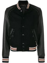 Coach Embellished Varsity Jacket  850 - Buy SS18 Online - Fast Global Delivery  Price at Farfetch