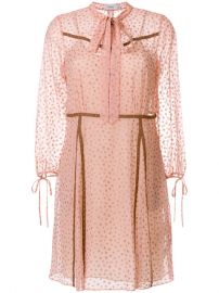 Coach Star Print Georgette Dress  1 044 - Buy Online - Mobile Friendly  Fast Delivery  Price at Farfetch