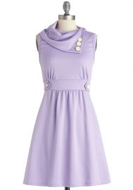 Coach Tour Dress in Lavender at ModCloth