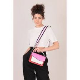Cobble Hill Crossbody in Colorblock at Botkier
