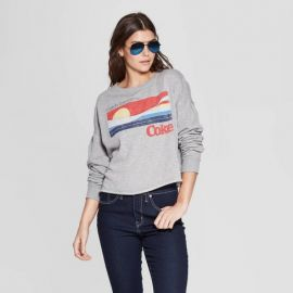 Coca-Cola Catch The Wave Sweatshirt by Coca-Cola at Target at Target