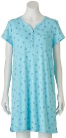 Coft and Barrow Arrow Print Sleep Shirt at Kohls