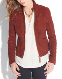 Colbie Jacket at Lucky Brand
