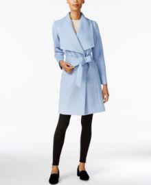 Cole Haan Wrap Coat at Macys