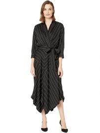 Collared Surplice Dress at Zappos