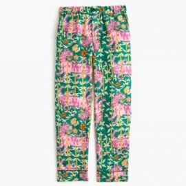 Collection Drake s For J Crew Pant In Green Bengal Tiger at J. Crew