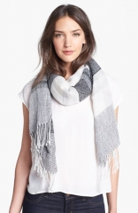 Collection XIIX Woven Sequin Wrap at Nordstrom