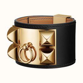 Collier de Chien bracelet at Hermes