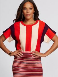 Colorblock Sweater - Gabrielle Union Collection at NY&C