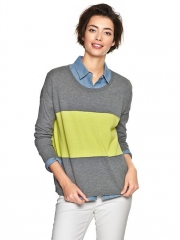 Colorblock Sweater at Gap