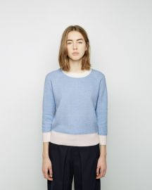 Colorblock Sweater by Band of Outsiders at La Garconne