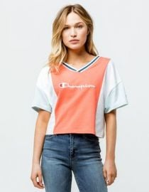 Colorblock Tee by Champion at Tillys