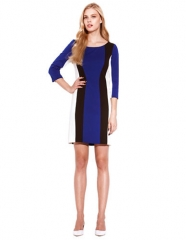 Colorblock dress by Laundry by Shelli Segal at Lord & Taylor