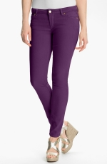 Colored skinny jeans by Michael Kors at Nordstrom