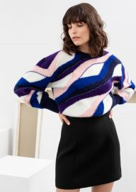 Colour Wave Sweater at & Other Stories
