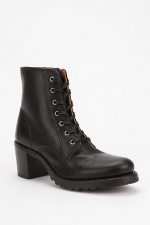 Combat boots from Urban Outfitters at Urban Outfitters