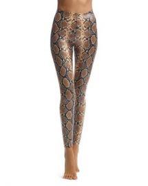 Commando Faux Leather Animal Print Leggings Women - Bloomingdale s at Bloomingdales