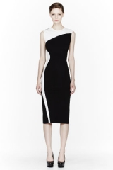 Compact Jersey Dress by Stella McCartney at SSENSE