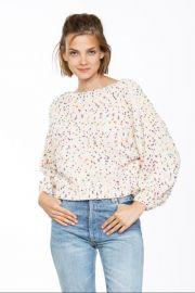 Confetti Sweater by En Creme at Shoptiques