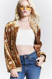 Contemporary Velvet Jacket Forever 21 at Forever 21