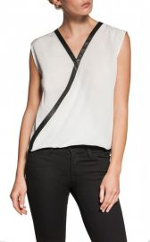 Contrast Trim Top by Bailey 44 at Bloomingdales
