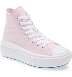 Converse Chuck Taylor   All Star   Move High Top Platform Sneaker  Women    Nordstrom at Nordstrom