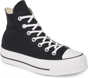 Converse Chuck Taylor   All Star   Lift High Top Platform Sneaker  Women    Nordstrom at Nordstrom