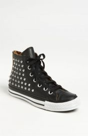 Converse Chuck Taylorand174 All Starand174 Studded High Top Sneaker at Nordstrom