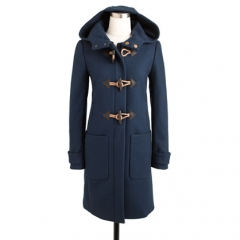 Convertible toggle coat at J. Crew