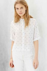 Cooperative Johnny Bowling Shirt at Urban Outfitters