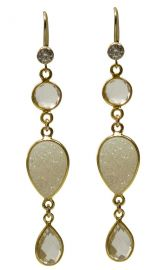 Cora Earrings at Brooklyn Designs