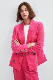 Corduroy Blazer by Zara at Zara