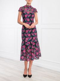Corinne Dress Floral by Moss and Spy at Moss and Spy