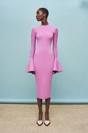 Corvo Lilac Dress at Solace London
