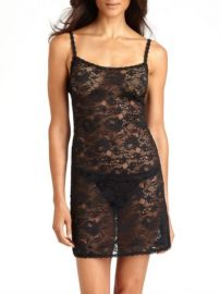 Cosabella Never Say Never Foxie Lace Chemise at Saks Fifth Avenue