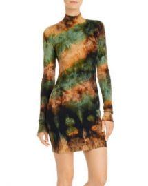 Cotton Citizen Ibiza Tie-Dye Rib-Knit Dress  Women - Bloomingdale s at Bloomingdales