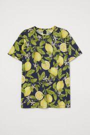 Cotton T-shirt  at H&M