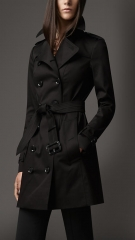 Cotton Trench at Burberry