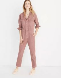 Coverall jumpsuit at Madewell